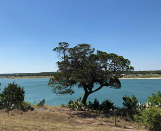 lake georgetown TX